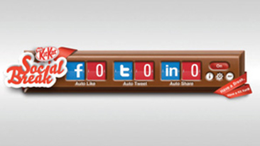 Take a Break from Social Media Stress with KIT KAT