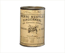 The Farine Lactée Nestlé - first product