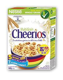 NESTLÉ Multi Grain CHEERIOS | Nestlé