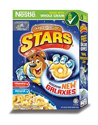NESTLÉ HONEY STARS