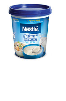 NESTLÉ Natural Set Yogurt