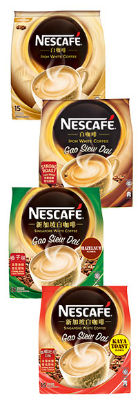 NESCAFÉ White Coffee