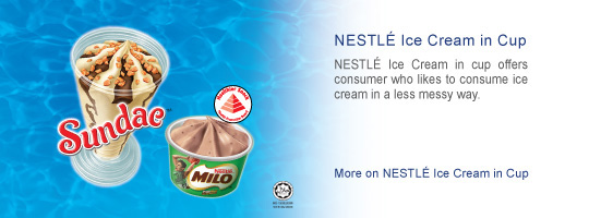 NESTLÉ Ice Cream in Cup
