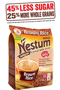 NEW NESTUM® Brown Rice Cereal Drink
