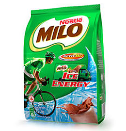 New MILO 3in1 - MORE Milk, MORE Malt, Same Great chocolatey taste!