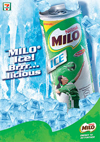 NEW! MILO ICE CAN