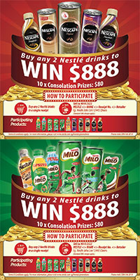 Stand a chance to win $888 this New Year!
