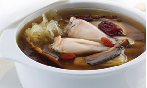 Soothing Lingzhi Soup