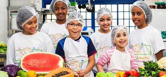 Nestlé for Healthier Kids launches!