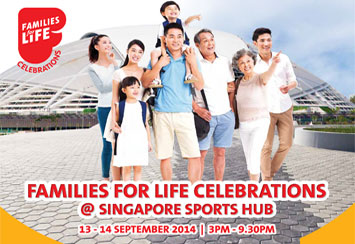 Join us for Families For Life Celebrations 2014