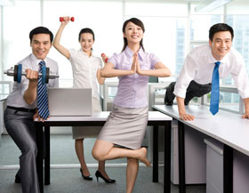 your office your personal obstacle course