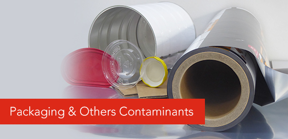 Packaging & Others Contaminants