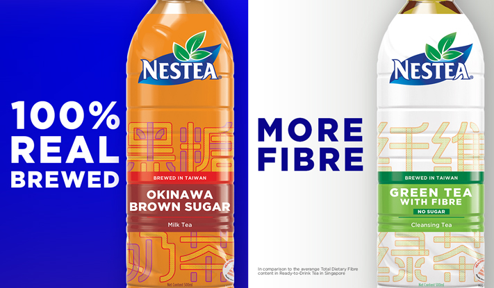 Discover Tea Made Better with NESTEA® Ready-to-Drink