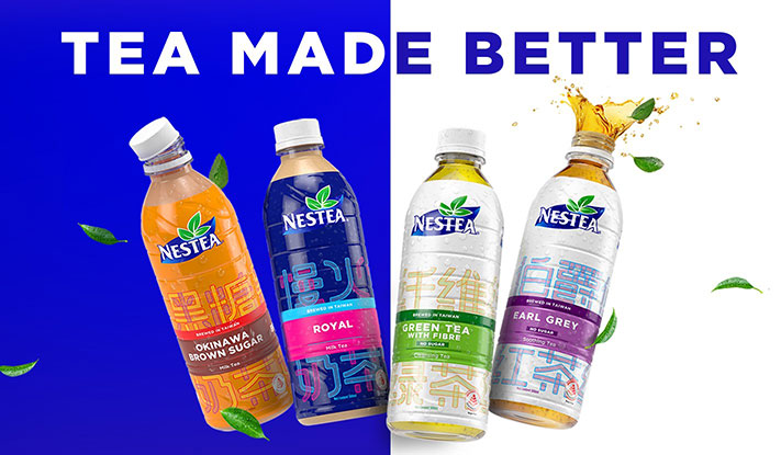 NEW NESTEA® Ready-to-Drink