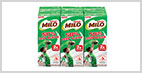 MILO® More Milk and 50% Less Sugar
