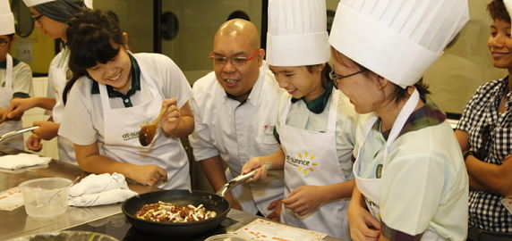 Nestlé Healthy Kids teams up with Singapore chefs to celebrate International Chefs Day