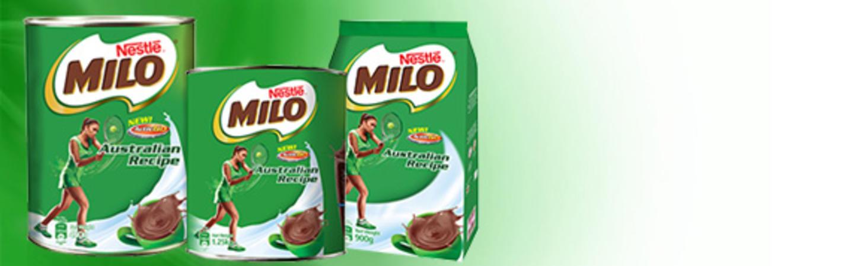 MILO<sup>®</sup> Australian Recipe