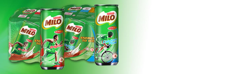 MILO<sup>®</sup> Can