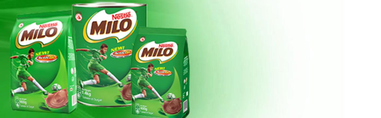 MILO<sup>®</sup> Regular