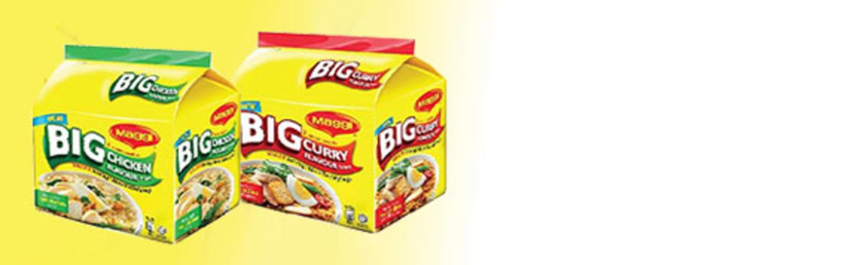 MAGGI<sup>®</sup> BIG NOODLES