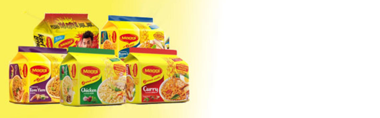 MAGGI<sup>®</sup> 2-MIN Noodles