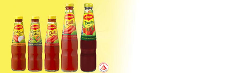 MAGGI<sup>®</sup> Sauces - Chilli &amp; Tomato