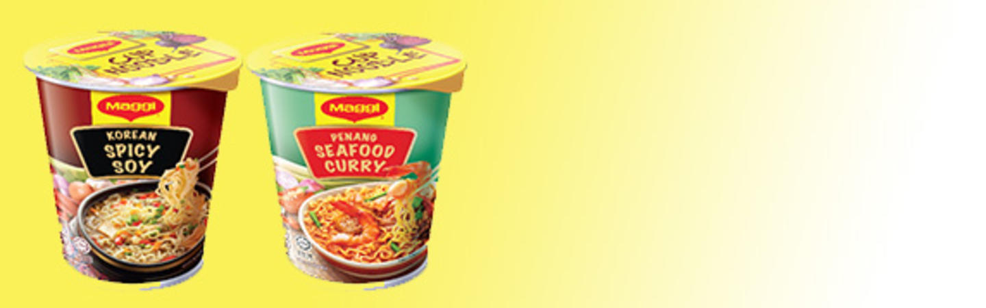 MAGGI<sup>®</sup> Flavours of Asia