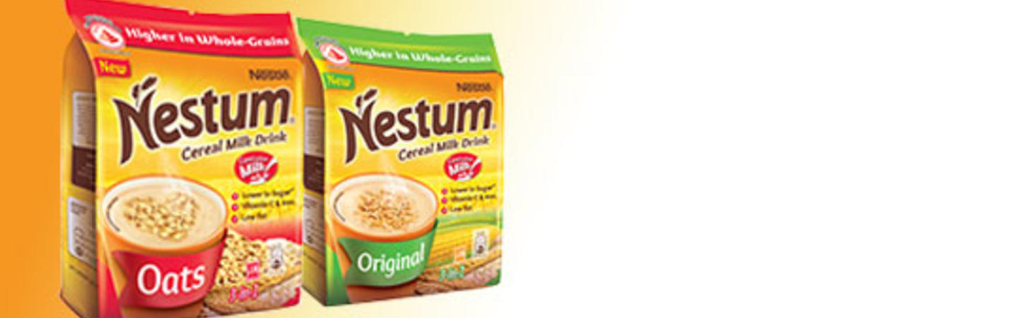 NESTUM 3in1 Cereal Milk Drink