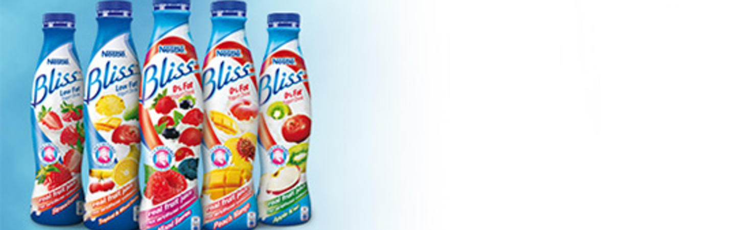 NESTLÉ BLISS Low Fat Yogurt Drink