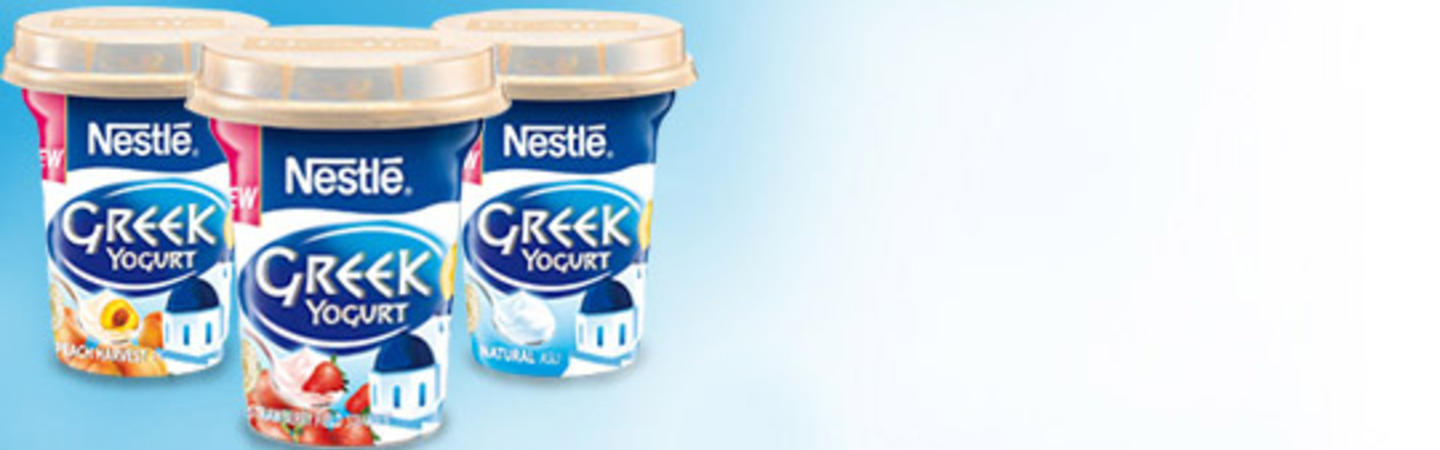 NESTLÉ Greek Yogurt