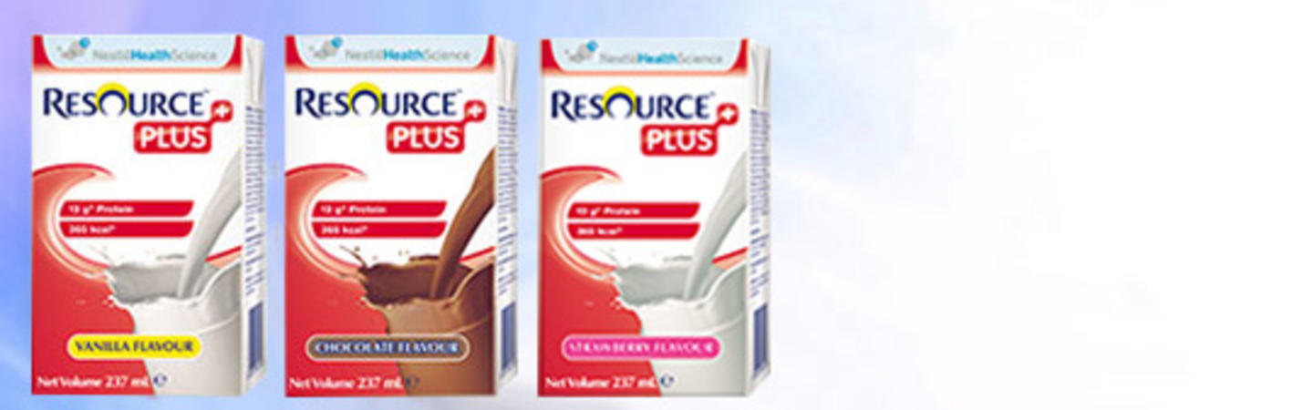 RESOURCE<sup>®</sup> Plus