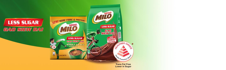 MILO® Gao Siew Dai